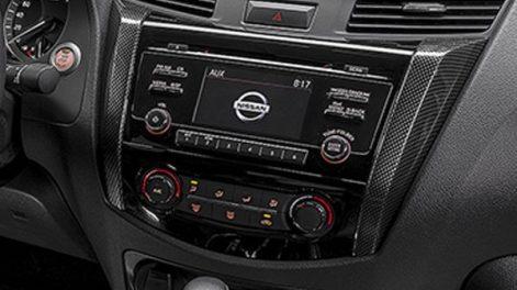 2019 Nissan Navara N-Warrior Carbon Fiber Panels
