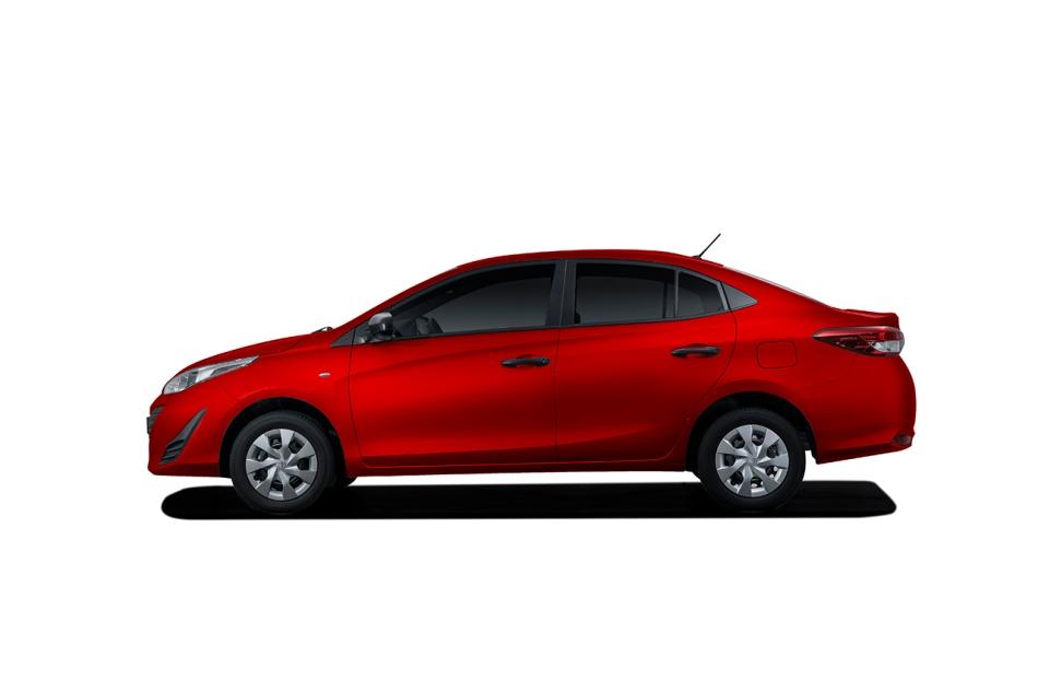 2019 Toyota Vios XE Exterior