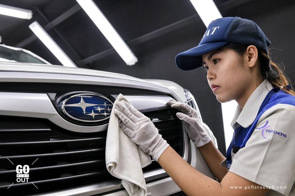 Tan Chong Subaru Automotive (Thailand) Limited (TCSAT) Quality Control