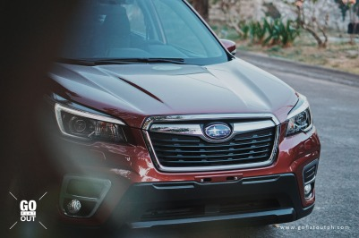 2019 Subaru Forester 2.0i-L EyeSight Exterior