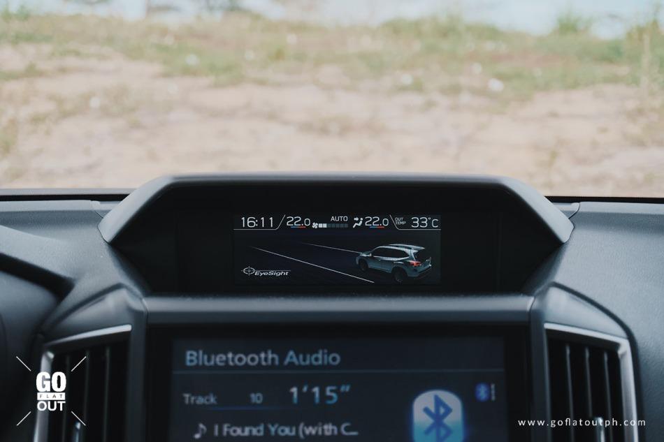 2019 Subaru Forester 2.0i-L EyeSight Interior