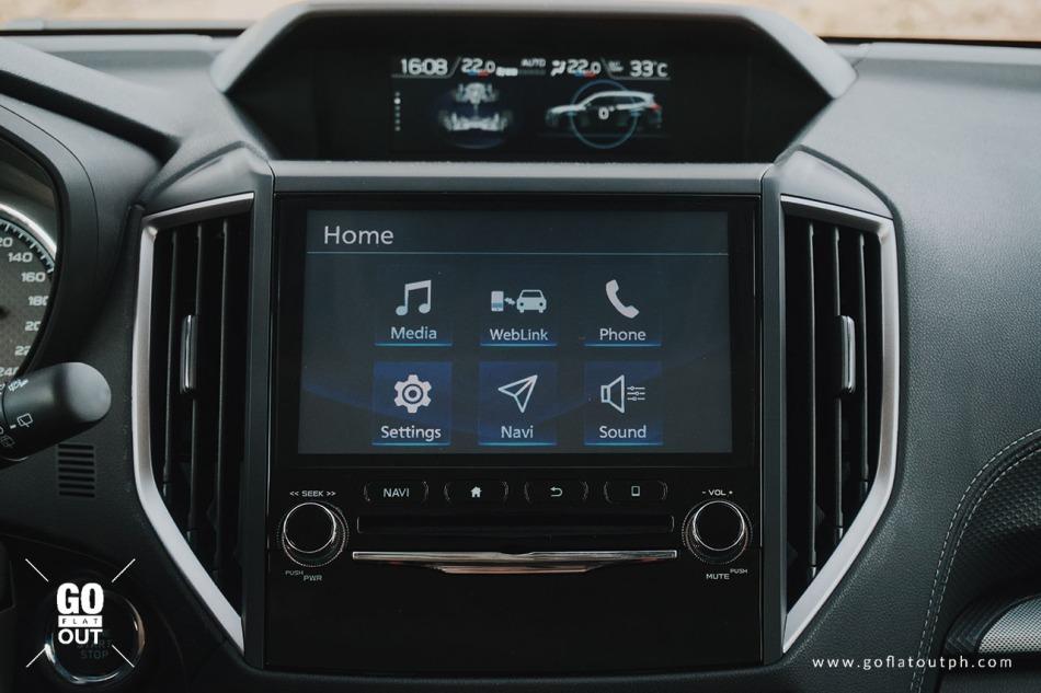 2019 Subaru Forester 2.0i-L EyeSight Infotainment