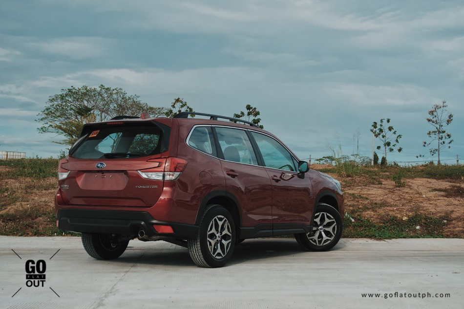 2019 Subaru Forester 2.0i-L EyeSight Exterior