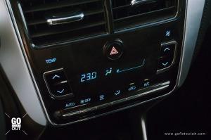 2019 Toyota Vios 1.5 G Interior