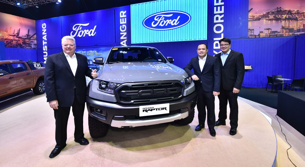 2019 MIAS: The Best Time To Buy A Ford Is During The 2019 MIAS With P3 Million Worth Of Prizes