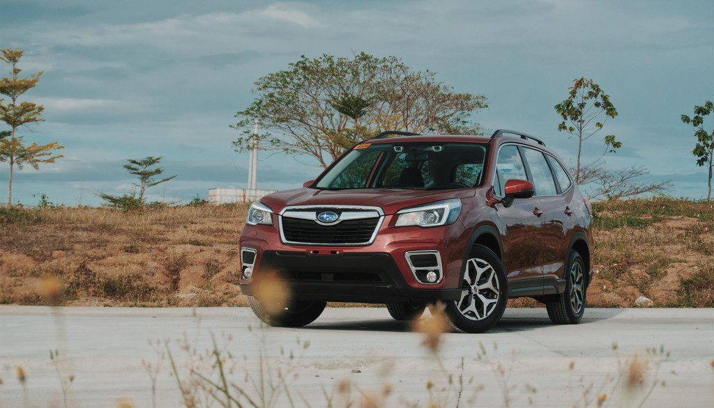 2019 Subaru Forester 2.0i-L EyeSight Review