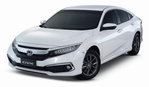 2019 Honda Civic 1.8 E CVT Exterior