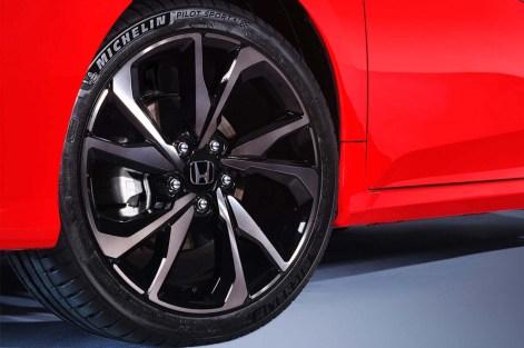 2019 Honda Civic 1.5 RS Turbo Exterior
