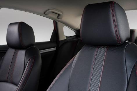 2019 Honda Civic 1.5 RS Turbo Interior