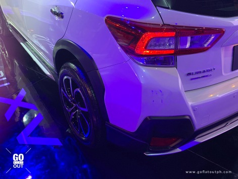 2019 Subaru XV GT Edition Exterior