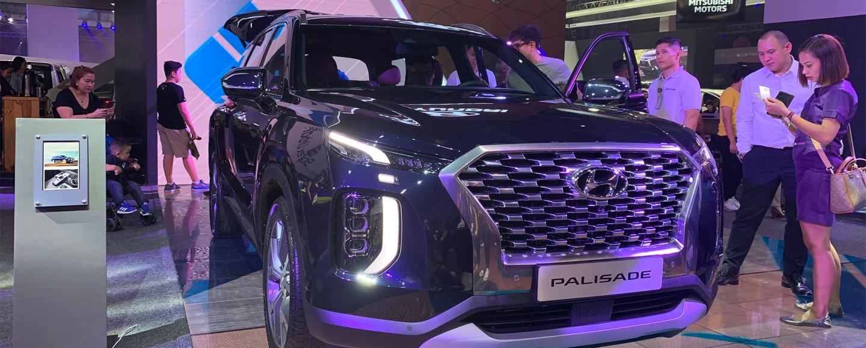 2019 MIAS: Hyundai Palisade Makes Its ASEAN Debut In Manila With P3.240M Starting Price