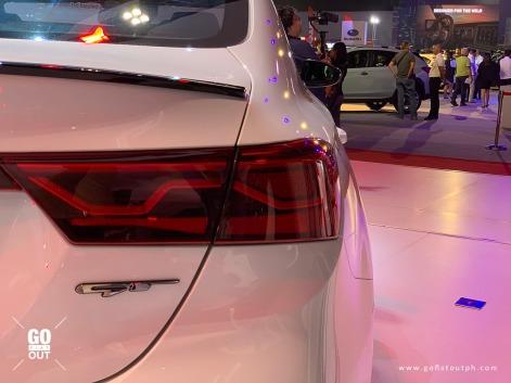 2019 Kia Forte GT Exterior