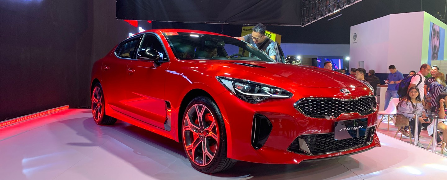 2019 MIAS: Kia Philippines Stings With The Stinger GT Sports Sedan, Priced At P3.235M