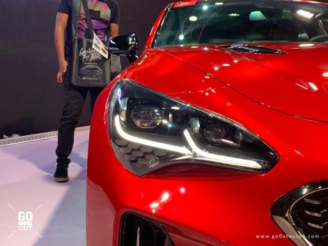 2019 Kia Stinger GT Exterior