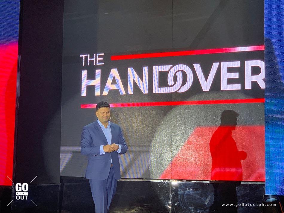 Nissan Philippines Former President Ramesh Narasimhan