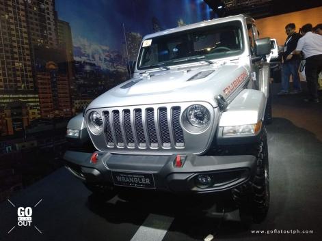 2019 Jeep Wrangler Rubicon Exterior