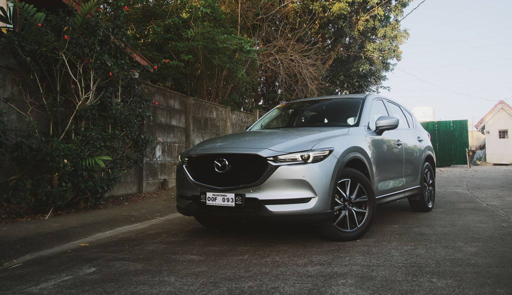 2019 Mazda CX-5 2.2 AWD Sport Diesel Review