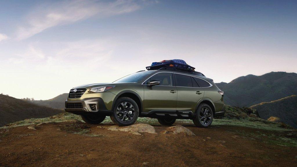 2020 Subaru Outback Onyx Edition XT Exterior