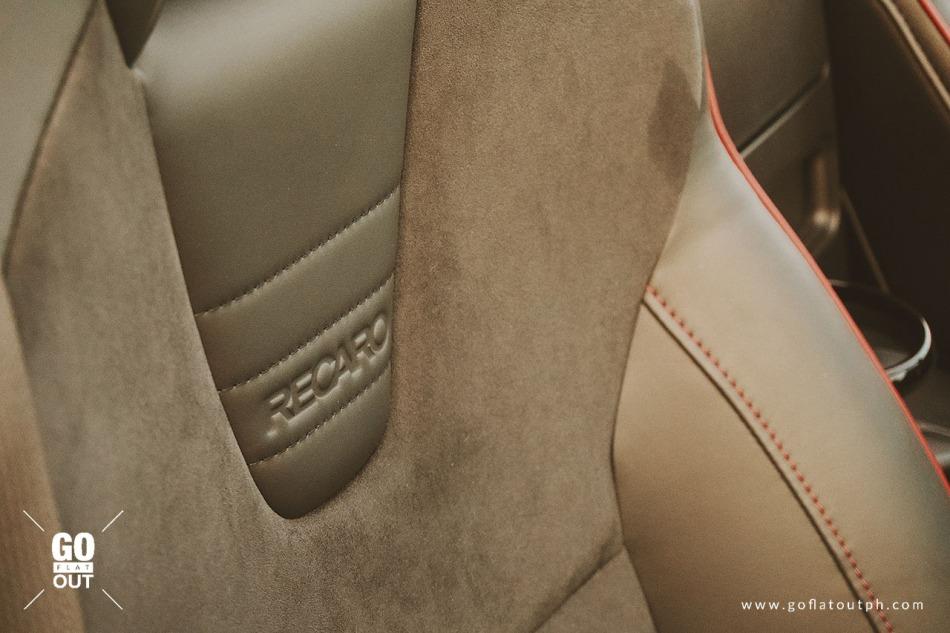 2019 Mazda MX-5 RF Club Edition Recaro Seats