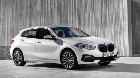 2020 BMW 1 Series Exterior