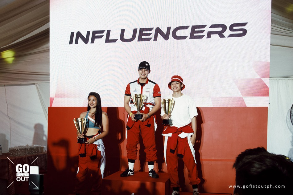 2019 Toyota Vios Autocross Challenge Influencers Class