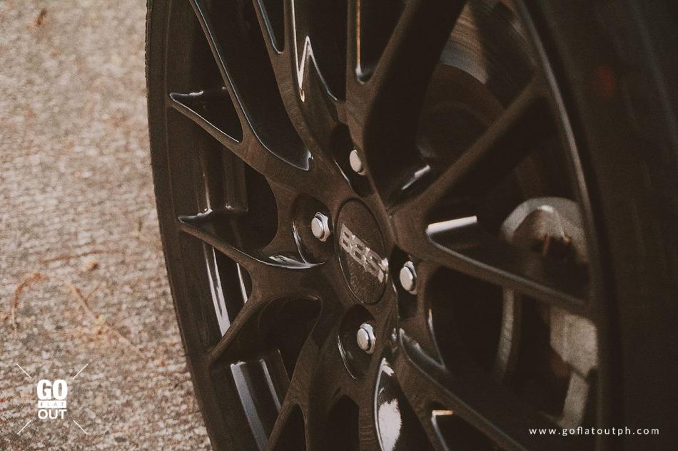 2019 Mazda MX-5 RF Club Edition BBS Alloy Wheels
