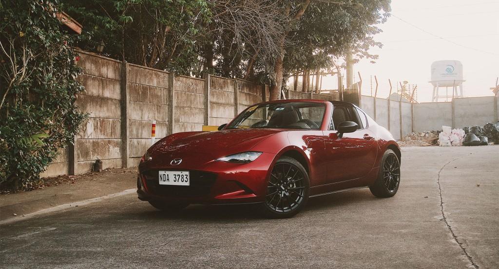 2019 Mazda MX-5 RF Club Edition Review