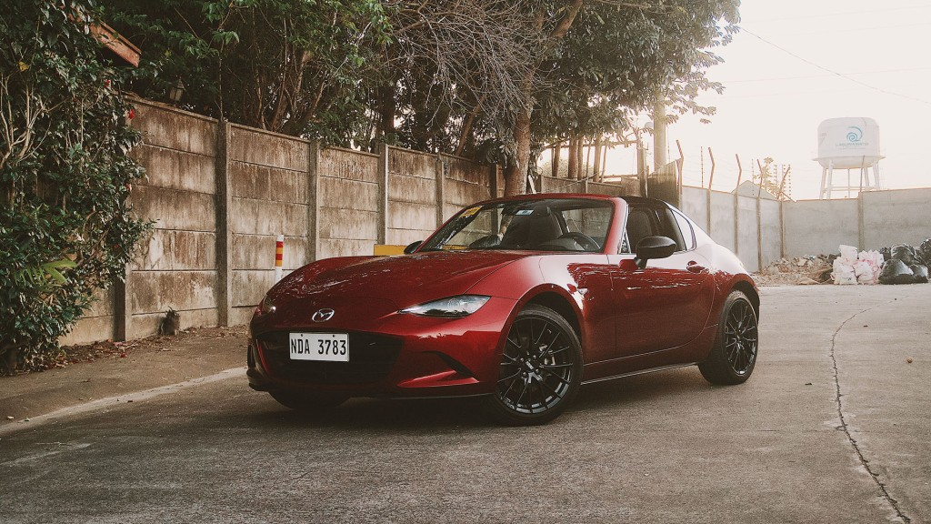2019 Mazda MX-5 RF Club Edition Review
