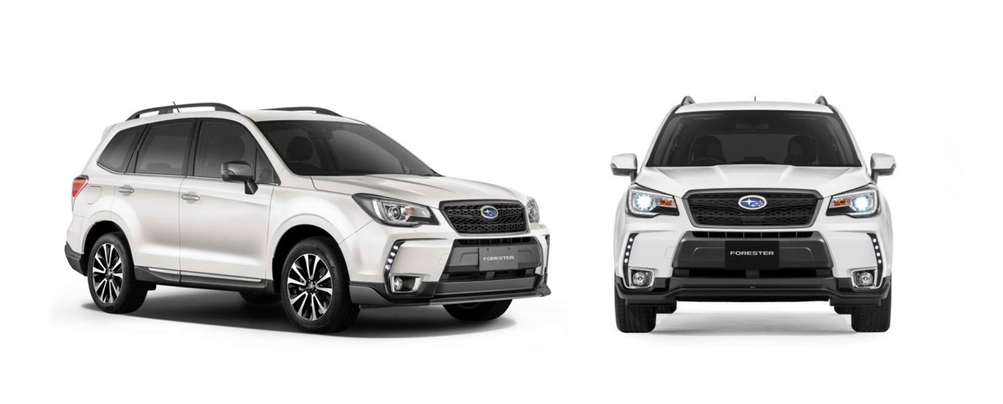 Buying One Of The Final Units Of The Turbocharged Subaru Forester XT Will Save You P300,000