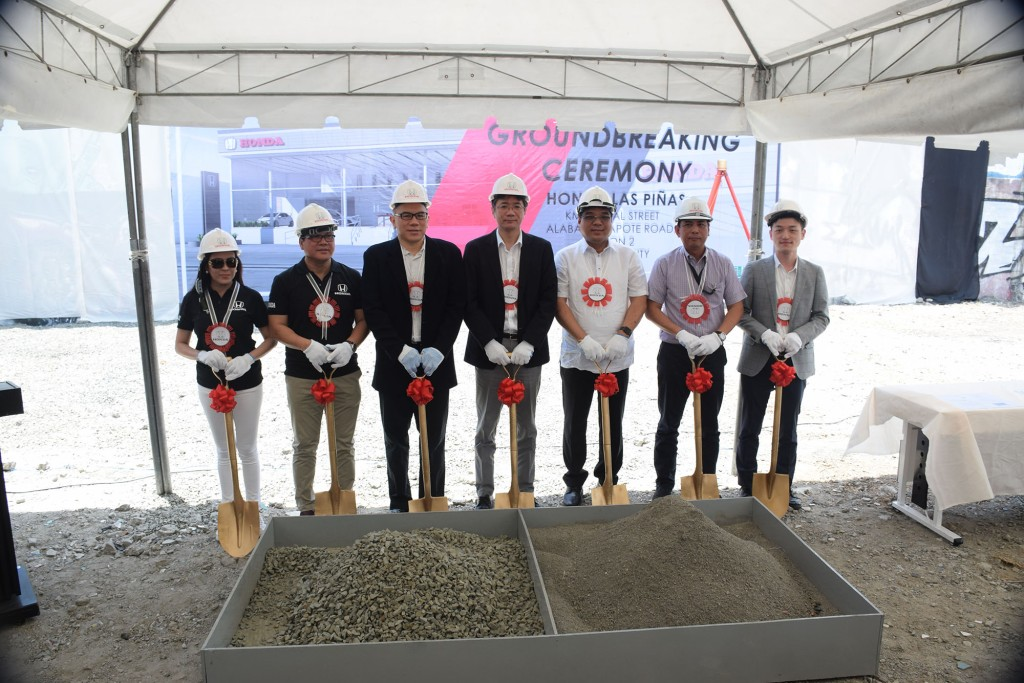 Honda Cars Las Piñas Will Be Honda's 40th Automobile Dealership In The Philippines