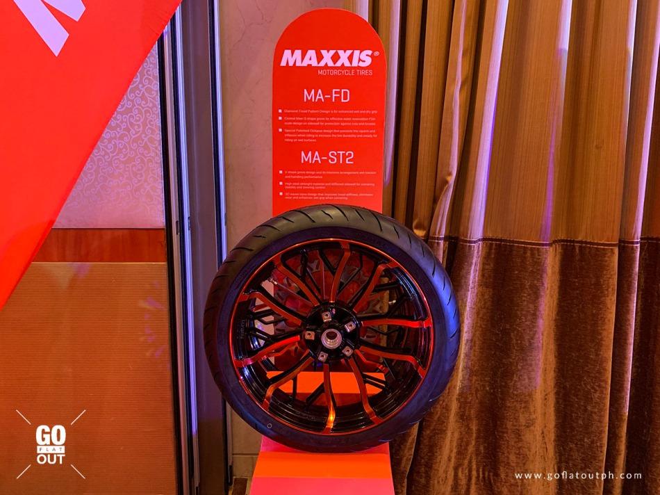 MAXXIS MA-FD/MA-ST2