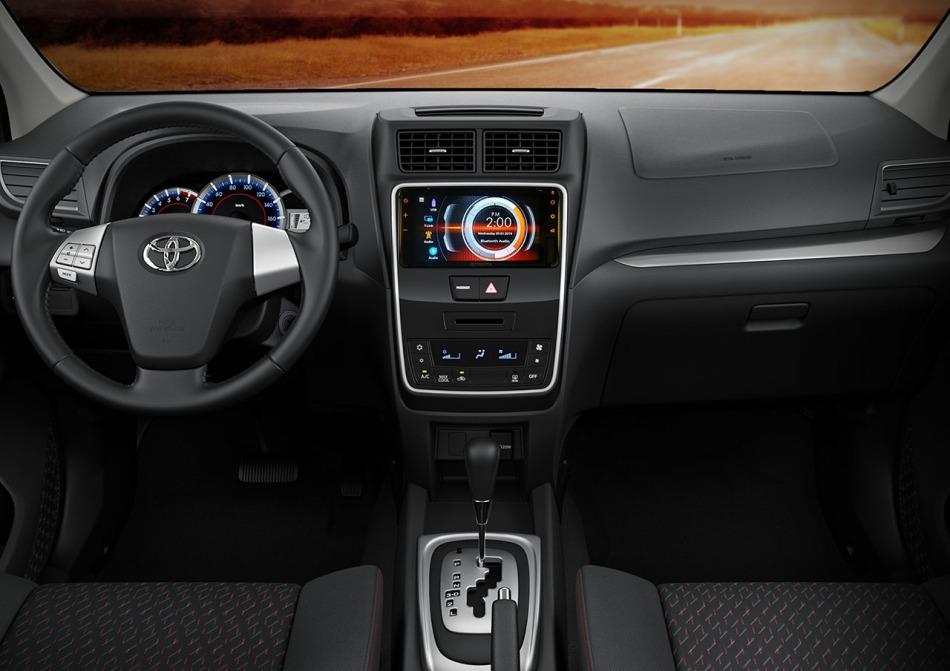 2019 Toyota Avanza Veloz Interior