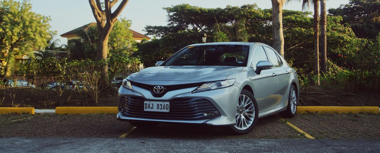 2019 Toyota Camry 2.5 V Review