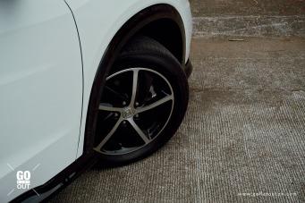 2019 Honda HR-V 1.8 RS Exterior