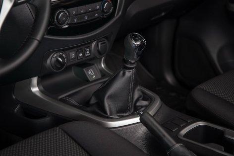 2020 Nissan Navara Interior