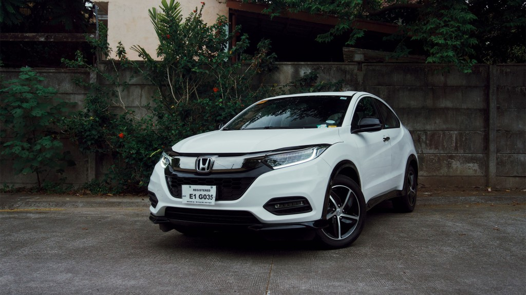 2019 Honda HR-V 1.8 RS Review