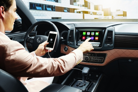 Apple Carplay and Androit Auto