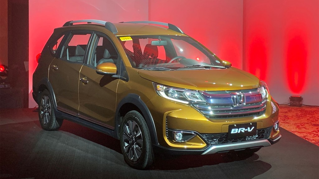 Refreshed Honda BR-V Has Sharper Looks, More Features, And A P1.035M Starting Price