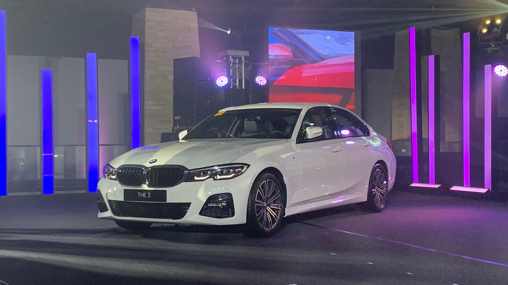 2019 BMW 3 Series Makes Its PH Debut With P4.390M Starting Price