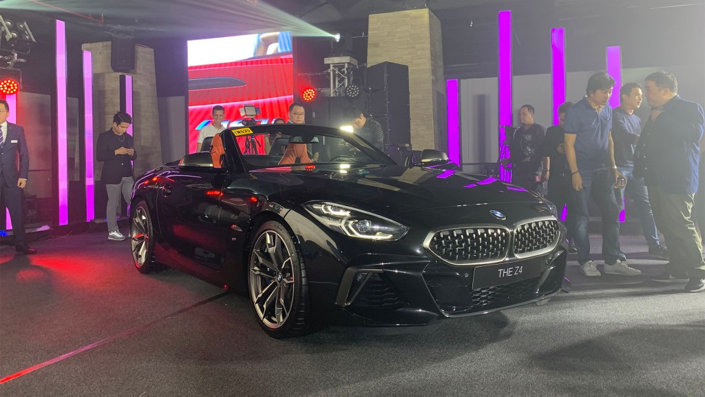 2019 BMW Z4 Debuts In The Philippines With A P3.990M Starting Price