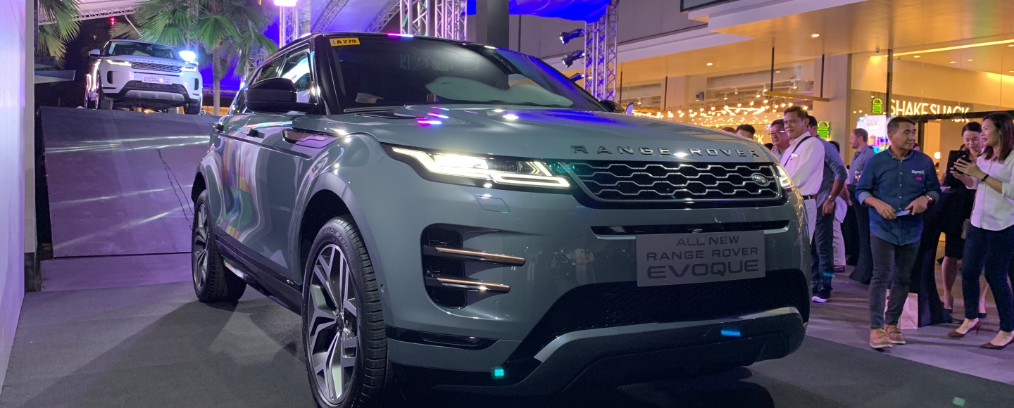 2020 Range Rover Evoque Says Hello To Manila With A P5.090M Starting Price
