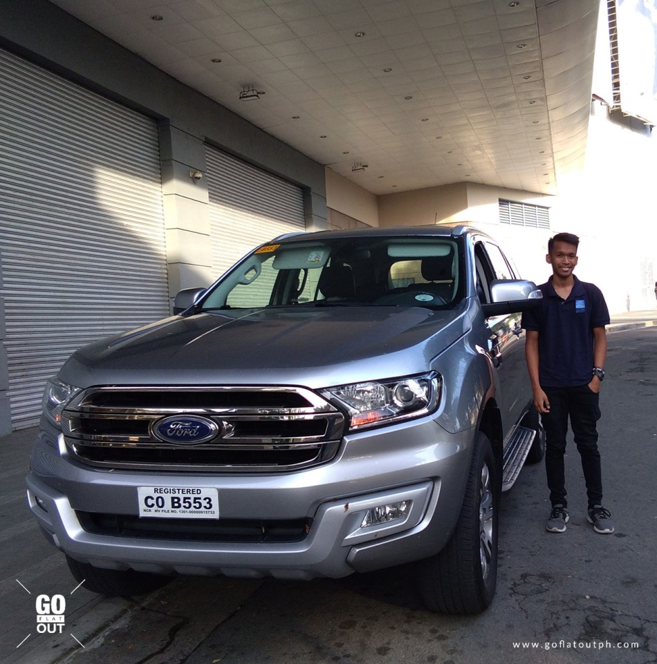 2018 Ford Everest Trend 2.2 4x2 AT