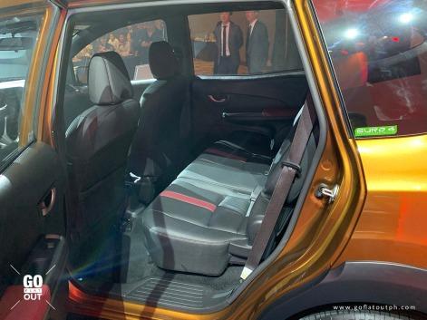 2020 Honda BR-V 1.5 V CVT Interior
