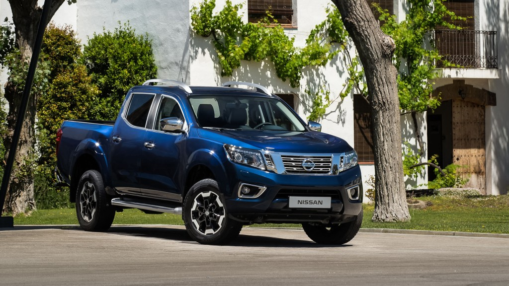 Nissan Gives The Navara A Refresh For 2020