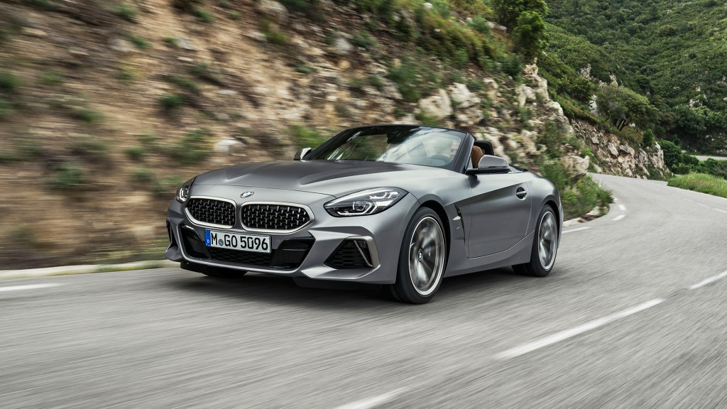 See The All-New BMW Z4 And 3 Series At SM Megamall Until June 16