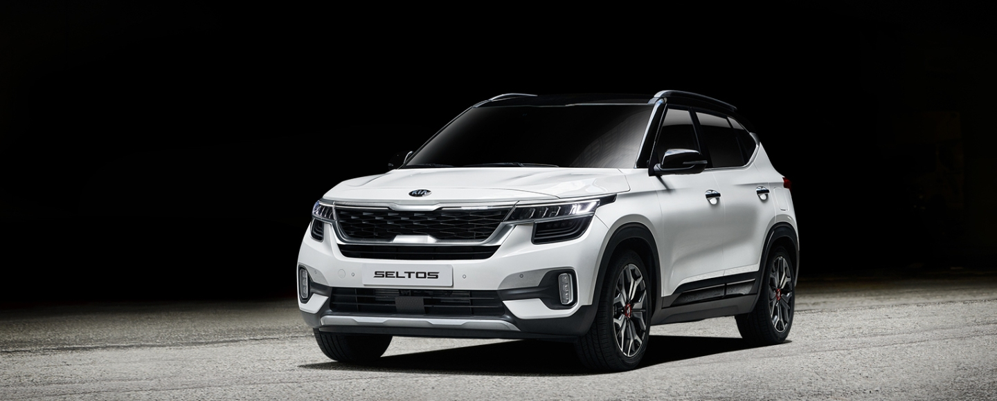 All-New Kia Seltos Is A Small SUV That's Big On Tech