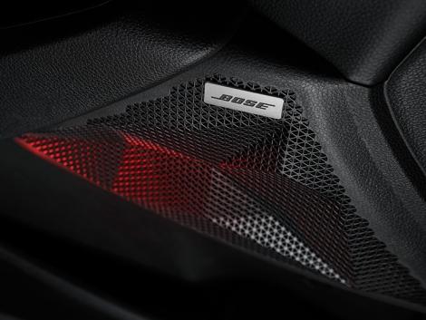 2020 Kia Seltos Bose Sound System