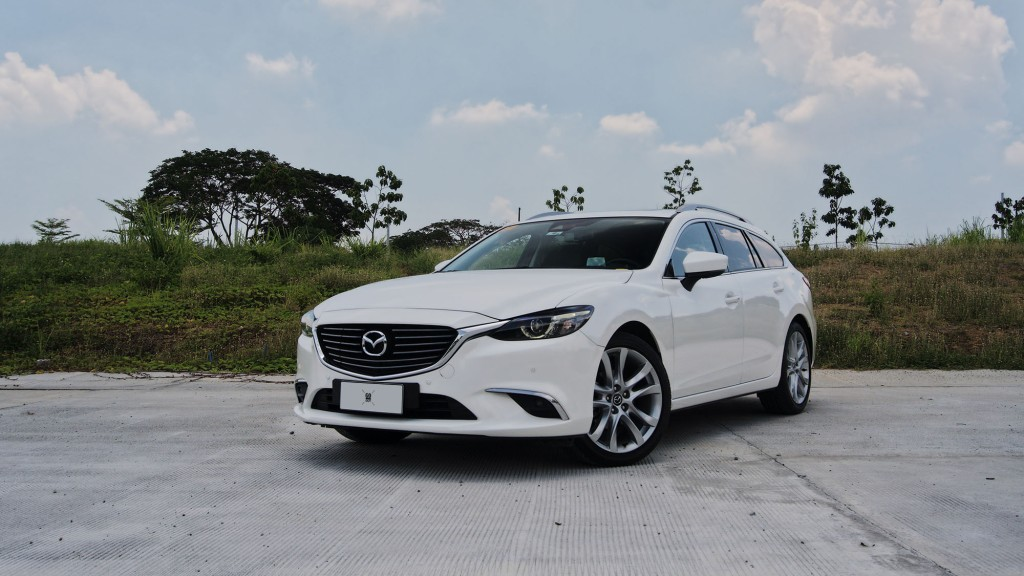 2018 Mazda 6 Sports Wagon Review