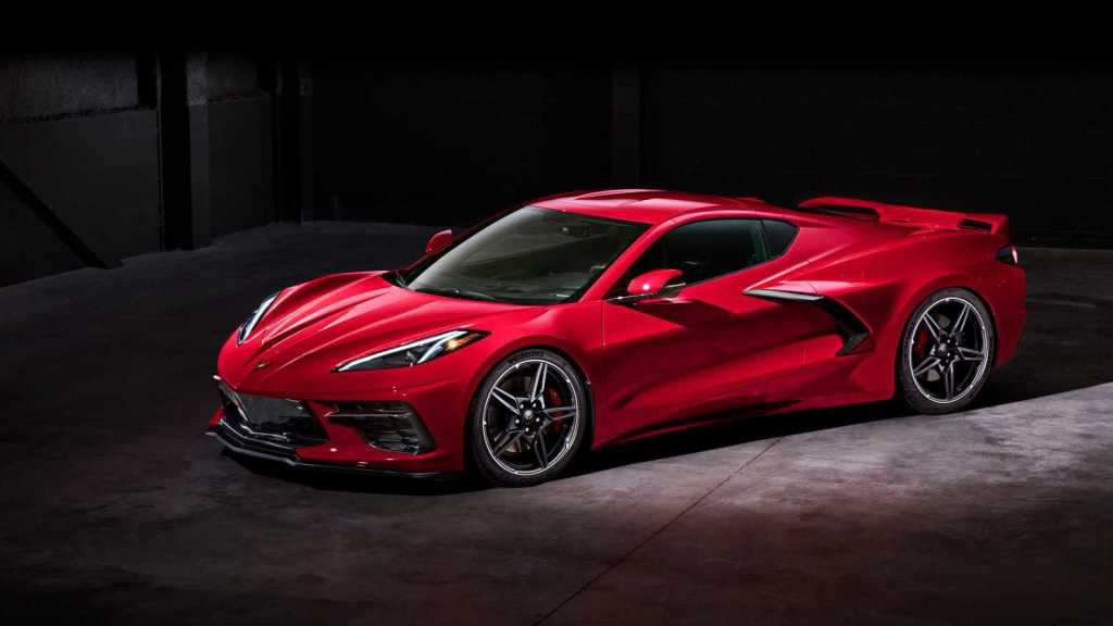 2020 Chevrolet Corvette C8 Is A Mid-Engined Revolution Of An Icon