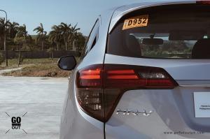 2019 Honda HR-V 1.8 E Exterior